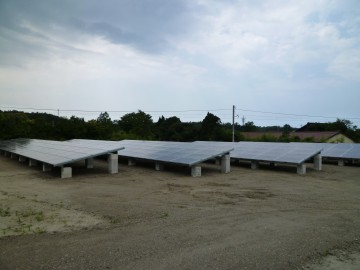 太陽光発電 施工実例
